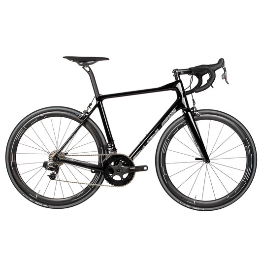 Parlee Altum Custom Road Bike Black/Dazzle ML