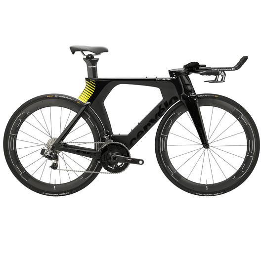 Cervelo P5 ETap 22G Triathlon Bike 2017