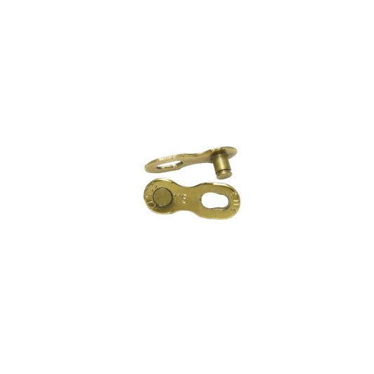 KMC 11 Speed Gold Missing Chain Link