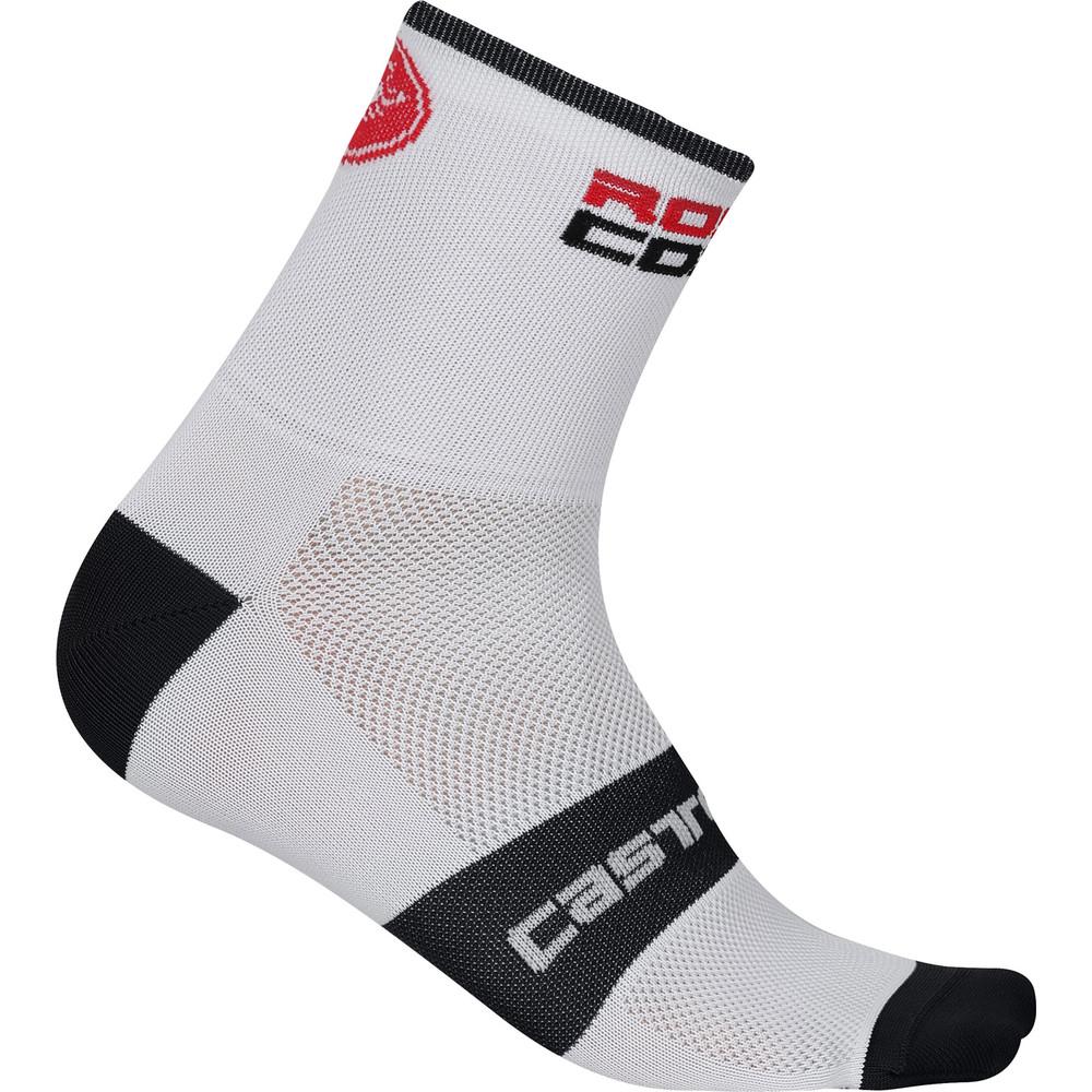 Castelli Rosso Corsa 9 Sock