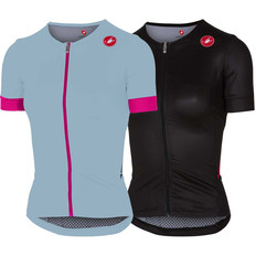 Castelli Free Speed Womens Race Short Sleeve Tri Jersey