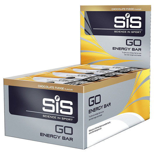 Science In Sport GO Energy 40g Mini Bar 30 Pack Box