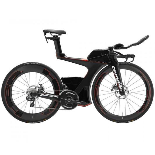 Cervelo P5X Ultegra Di2 Triathlon Bike 2018