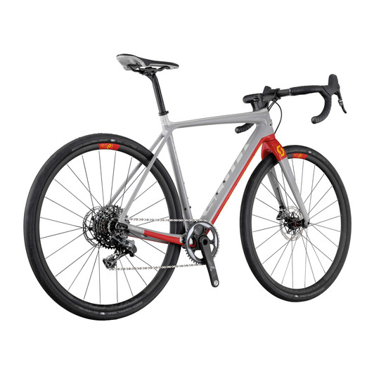 Scott Addict Gravel 10 Disc Adventure Bike 2017