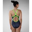 Zone3 Cosmic Bound Back Swim Costume