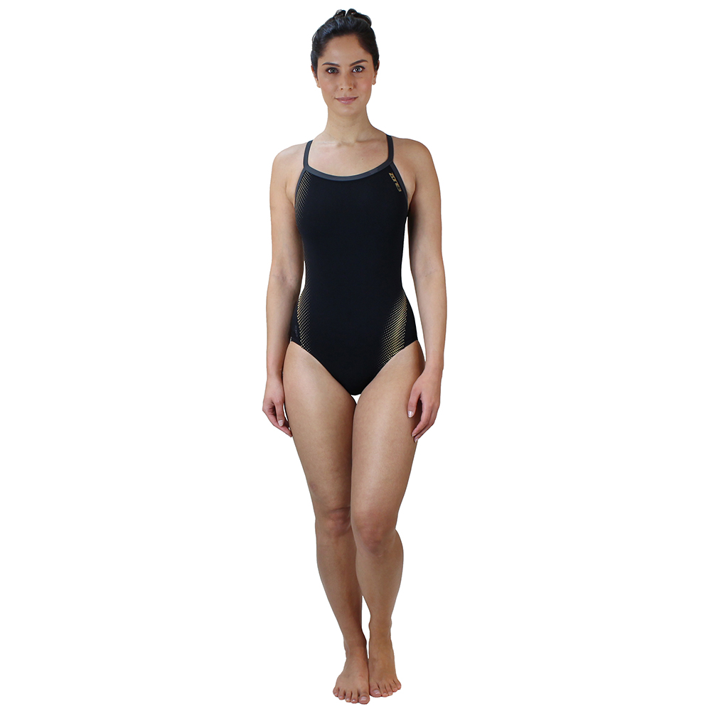 Zone3 Xfinity Bound Back Swim Costume