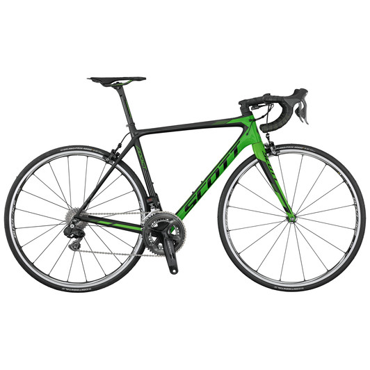 Scott Addict RC Di2 Road Bike 2017