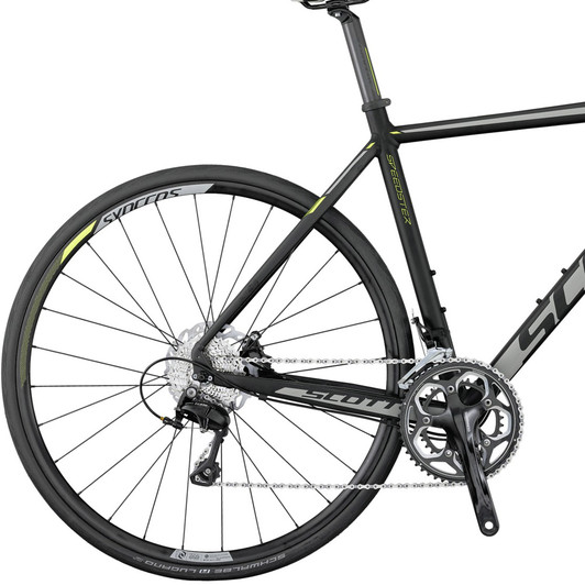 Scott Speedster 10 Disc Road Bike 2017