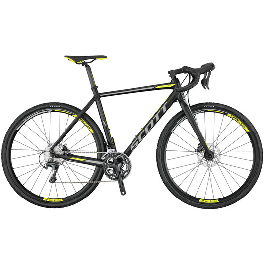 Scott Speedster 10 Disc Cyclocross Bike 2017