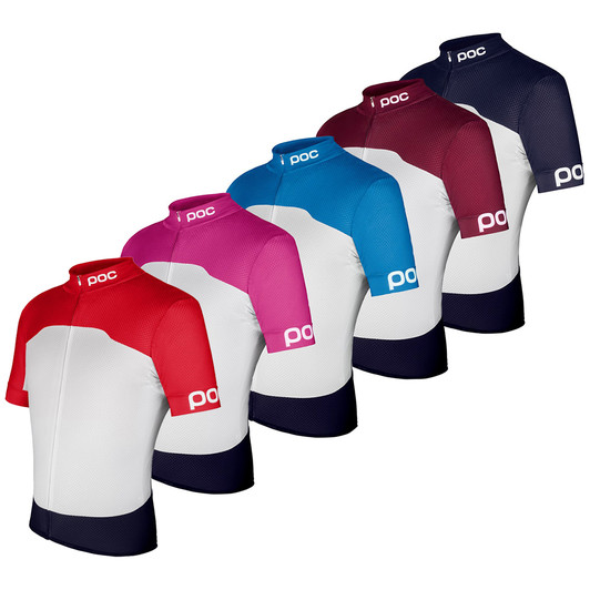 c3cd03bbb POC Raceday Climber Short Sleeve Jersey ...