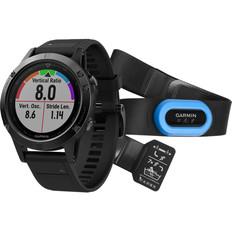 Garmin Fenix 5 Sapphire GPS Watch Performer Bundle