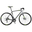 Scott Solace 30 Flat Bar Disc Road Bike 2017