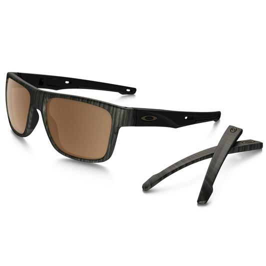 Oakley Crossrange Sunglasses With  Prizm Tungsten Lens
