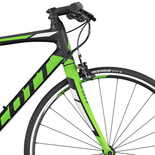 Scott Speedster 40 Flat Bar Road Bike 2017