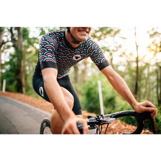 Black Sheep Cycling Portland Wave - Season Five/X Limited Edition Kit