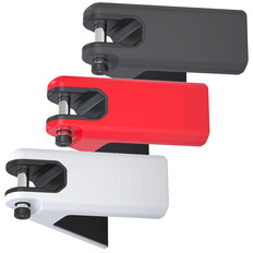 Hiplok Airlok Wall Mounted Lock/Hanger