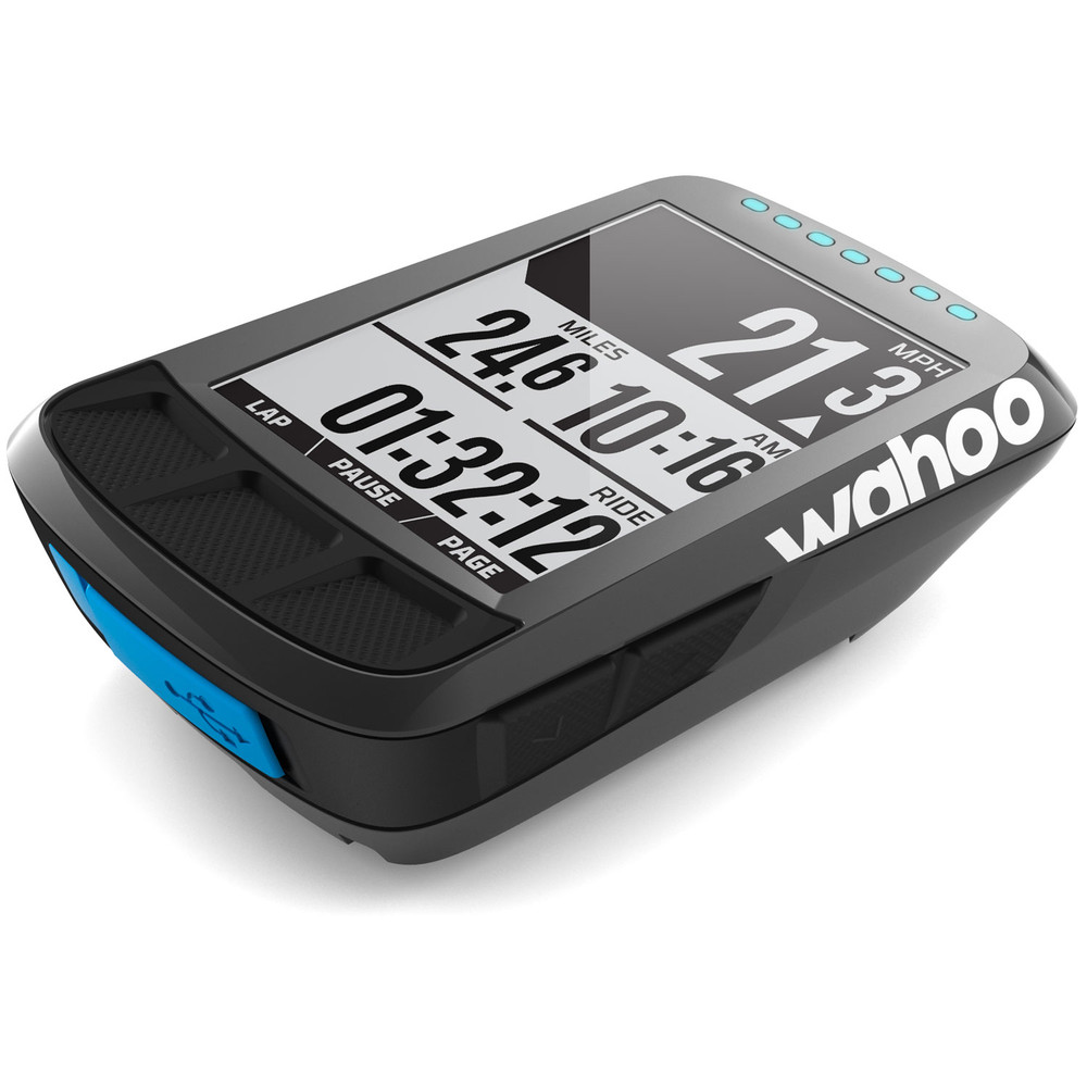 Wahoo ELEMNT BOLT Cycling GPS Computer Black
