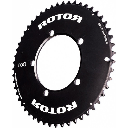 Rotor No Q Ring Outer Aero Chainring 130BCD
