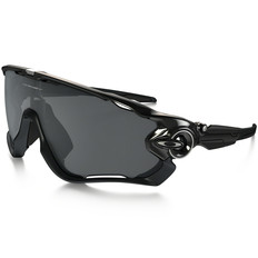 Oakley Jawbreaker Sunglasses with Black Iridium Lens