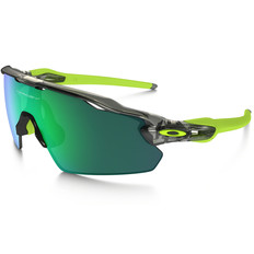 Oakley Radar EV Pitch Sunglasses with Jade Iridium Lens