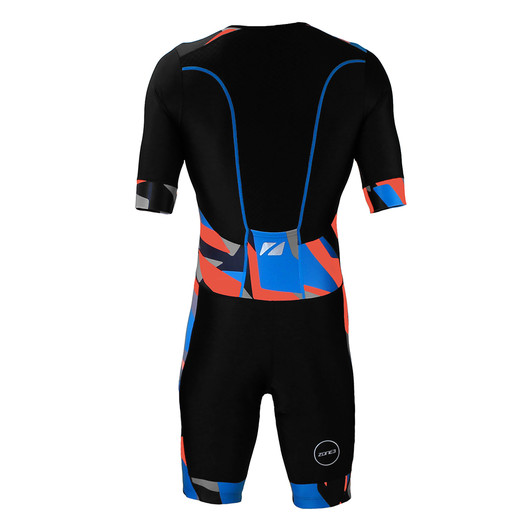 Zone3 Activate Plus Short Sleeve Trisuit