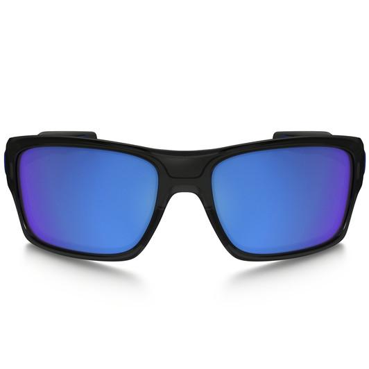 Oakley Turbine Sunglasses With Sapphire Iridium Lens