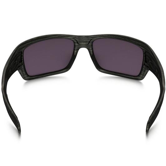 0fa54b88bc6 ... Oakley Turbine Woodgrain Sunglasses With Prizm Daily Polarised Lens ...