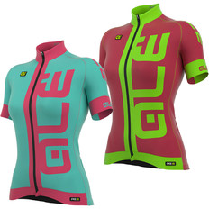 Ale PRR Arcobaleno Womens Short Sleeve Jersey