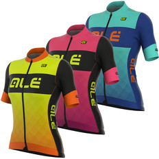 Ale R-EV1 Rumbles Womens Short Sleeve Jersey