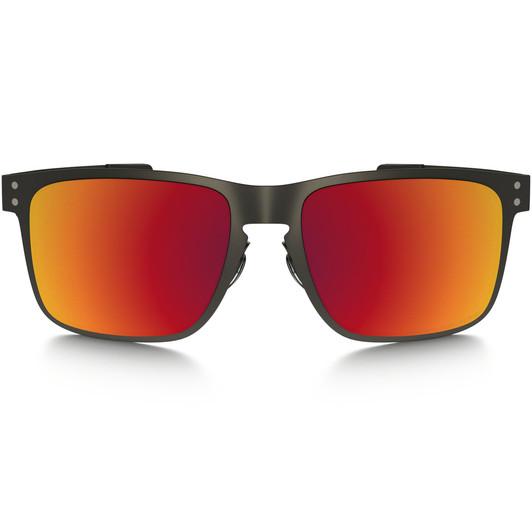... Oakley Holbrook Metal Sunglasses With Torch Iridium Polarised Lens