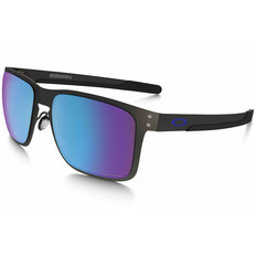 Oakley Holbrook Metal Sunglasses with Prizm Sapphire Polarised Lens