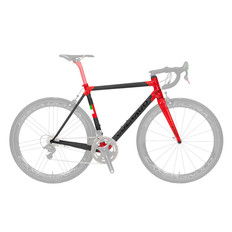 Colnago C60 Tricolore Limited Edition Frameset (Sloping Geometry)