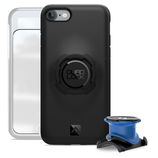 Quad Lock Bike Kit For IPhone 7/8
