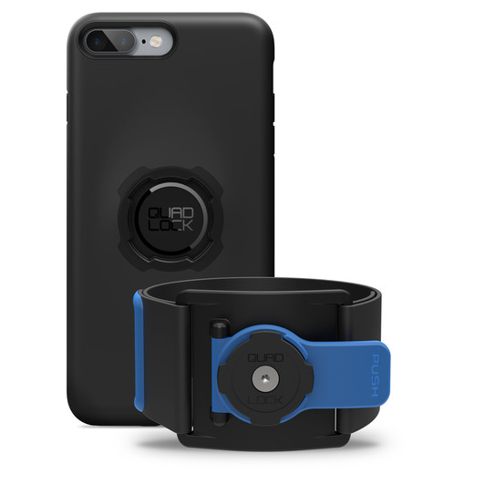 Quad Lock Run Kit For IPhone 7/8 PLUS