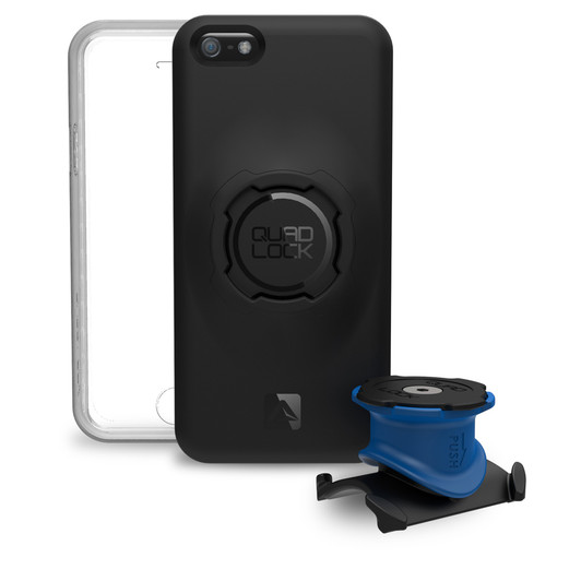 Quad Lock Bike Kit For IPhone 5/5s/SE