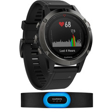 Garmin Fenix 5 GPS Watch Performer Bundle