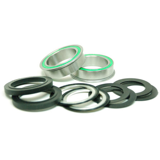 Wheels Manufacturing BB86 To 30mm Kit For Ceramic PressFit 86/92 Bottom Bracket