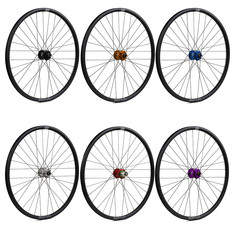 Hope Technology 20FIVE Pro 4 6-Bolt Clincher Disc Rear Wheel