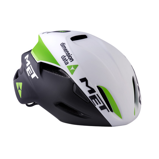 MET Manta Team Dimension Data HES Road Helmet