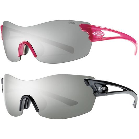 d96577f3f4436 Smith Pivlock Asana Womens Sunglasses with Ignitor Flash Silver Lens ...