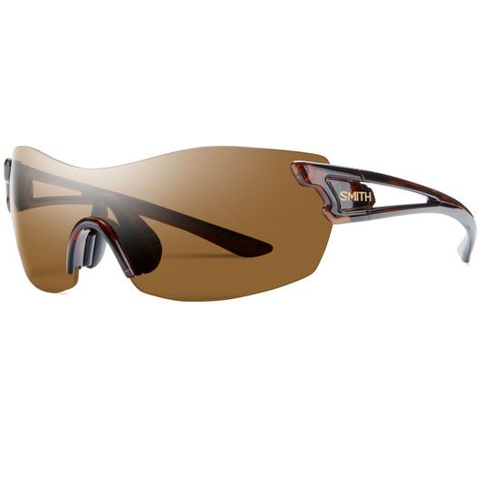 Smith Pivlock Asana Womens Sunglasses With ChromaPop Brown Lens