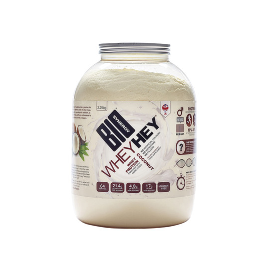 Bio Synergy Whey Hey Protein Powder 2.25Kg