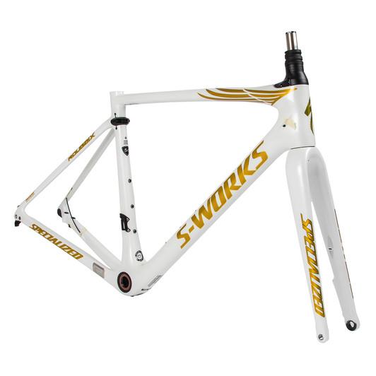 Specialized Boonen S-Works Roubaix Frameset