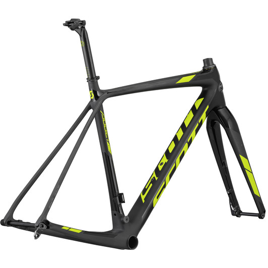 Scott Addict CX 10 Disc (HMX) Cyclocross Frameset 2017