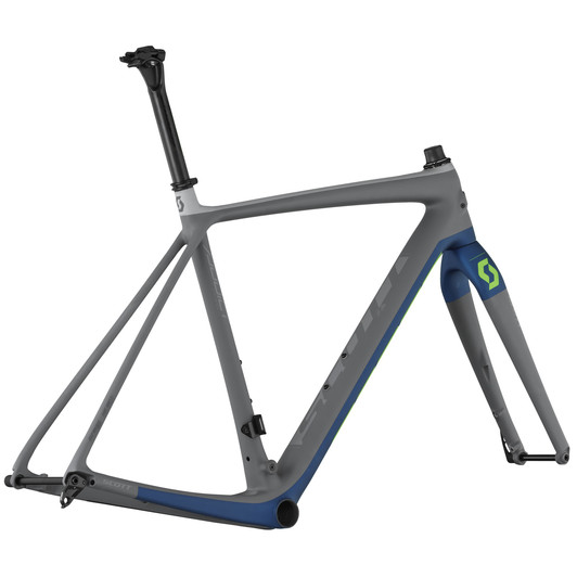 Scott Addict Gravel 20 Disc (HMF) Adventure Frameset 2017