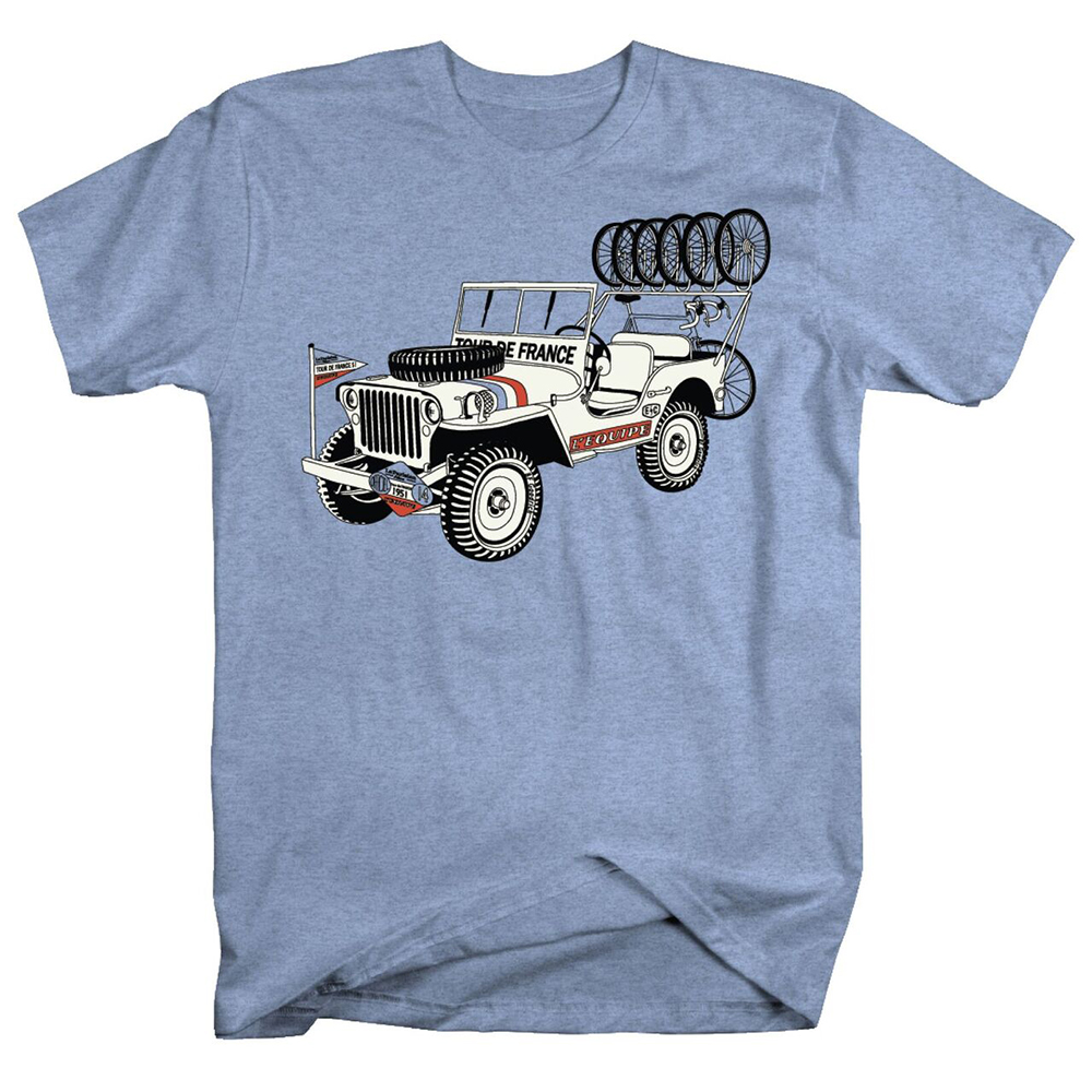 Endurance Conspiracy TDF Jeep T-Shirt