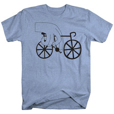 Endurance Conspiracy Hand Cycle T-Shirt