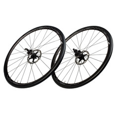 HED Ardennes Plus SL Thru Axle Clincher Disc Wheelset