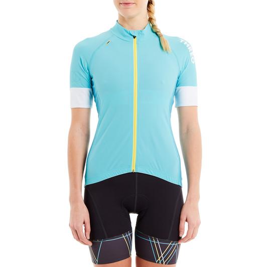 Threo Womens Short Sleeve Jersey