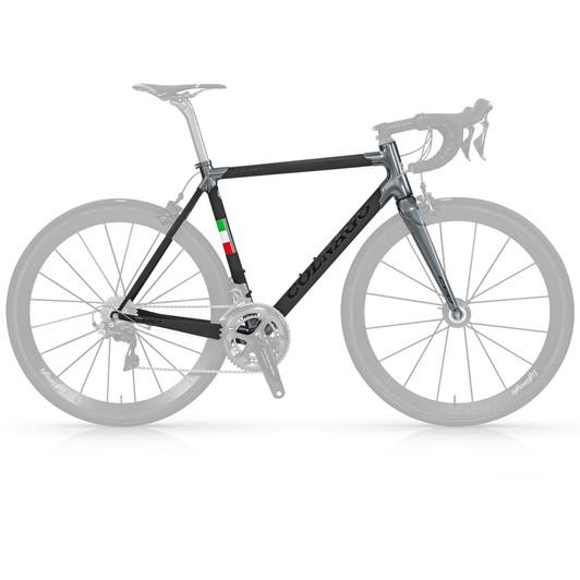 Colnago C60 Matt Carbon Electronic Frameset (High Geometry)